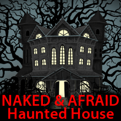 Naked Haunted Houses, Text Teeth Grinding Damage + iPosture Back Pain