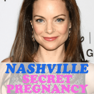 Kelly & Michael: Kimberly Williams-Paisley Nashville Secret Pregnancy