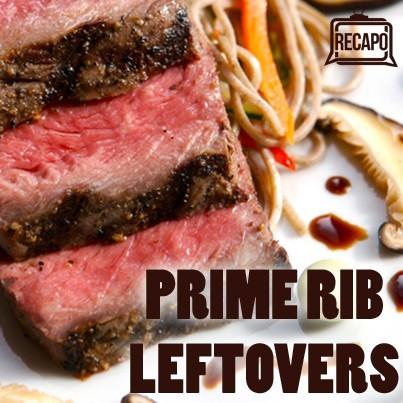 Rachael Ray Rollover Meals: Josh Capon's Prime Rib Hash Recipe