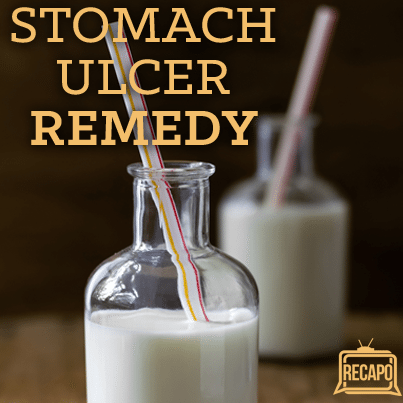 Dr Oz: H. Pylori Causes Stomach Ulcers & Kefir Milk Ulcer Remedy