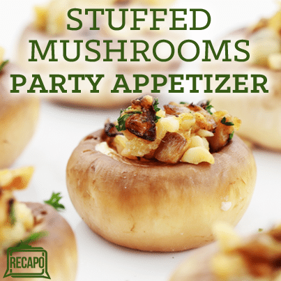 Haylie Duff Party Apps: Bacon-Wrapped Dates Recipe & Stuffed Mushrooms