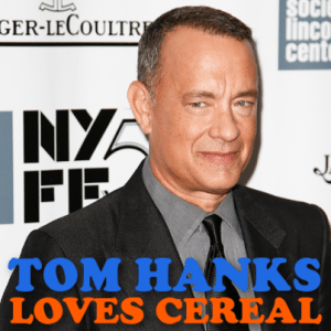 Tom Hanks: He Knows You're Alone, Breakfast Cereal & Captain Phillips