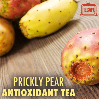 dr oz prickly pear tea coffee swap what colors make you