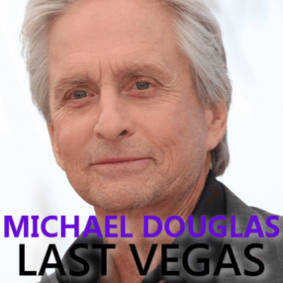 "Michael Douglas Cancer Update, Emmy Win & ""Last Vegas"" Cast"