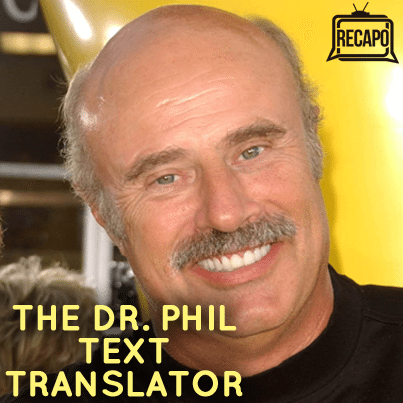 Dr. Phil addressed a bizarre rumor and gave dating advice on The Doctors.