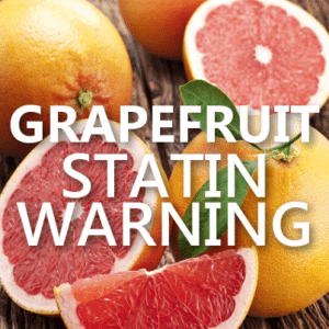 Dr Oz: Statin Grapefruit Danger & Garlic Unsafe with Blood Thinners?