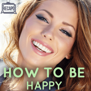 The Doctors investigated the secrets for happiness, including trying new experiences and finding things to appreciate every day.