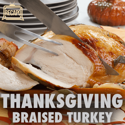 ... to prepare your Thanksgiving turkey. Try this Braised Turkey Recipe