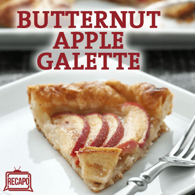 How To Make An Apple Galette Recipes — Dishmaps