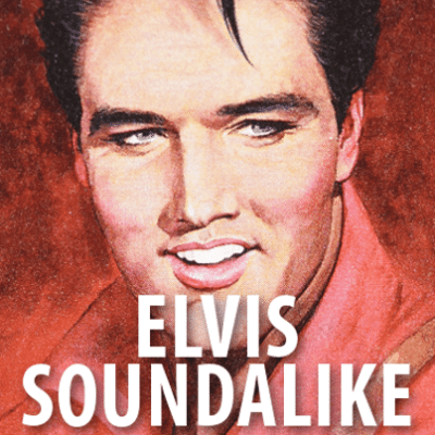"Ellen: Elvis Soundlike David Thibault + ""Blue Christmas"" Performance"