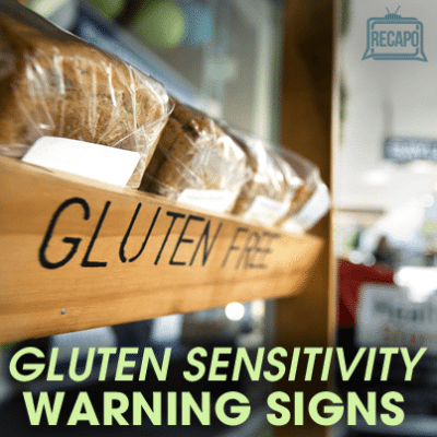 Dr Oz: Gluten Sensitivity Epidemic, Gluten Spectrum & 2-Week Diet