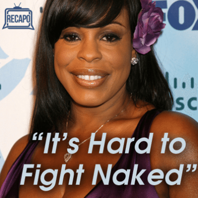 The Drs: Niecy Nash It's Hard To Fight Naked Review + HBO Getting On