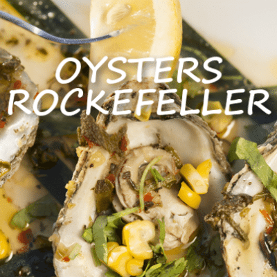 The Chew: Oysters Rockefeller Recipe + Hugh Bonneville Downton S4