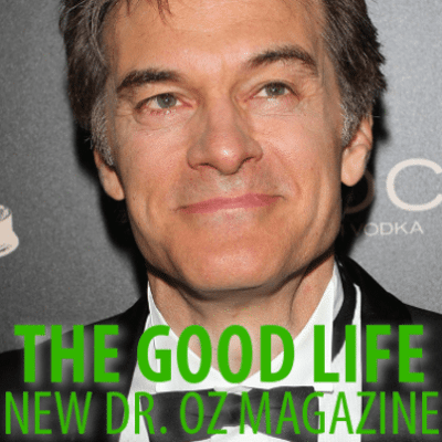 The Good Life Dr Oz Magazine Debut + Dance It Out Cardio Party Review