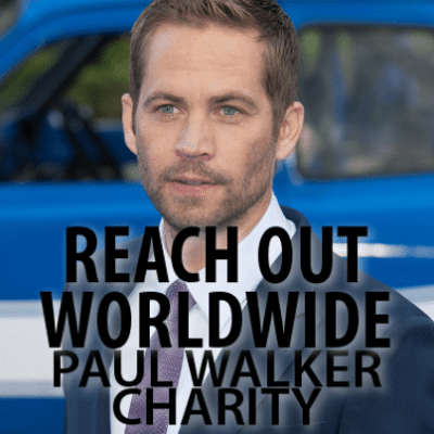 Paul Walker Reach Out Worldwide Charity + Military Family Surprise
