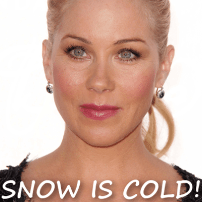 Kelly & Michael: Christina Applegate Anchorman 2 Review + Snow
