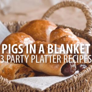 The Chew: Spicy Chorizo, Italian + Kielbasa Pigs in a Blanket Recipes