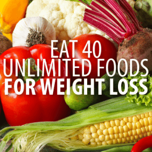 Dr Oz: Low Glycemic Vegetables & Two-Week Weight Loss Diet Foods