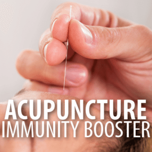 Dr Oz: Acupuncture for the Immune System + Acupressure for Allergies