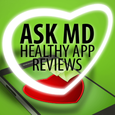 Dr Oz: AskMD App Review, Bellybio Breathing & Vision Test App Review