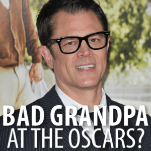 Kelly & Michael: Johnny Knoxville Bad Grandpa DVD Deleted Scenes