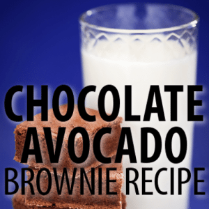 Dr Oz: Pumpkin Seeds & Protein Chocolate Avocado Brownies Recipe