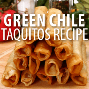 The Chew: Green Chile Taquitos Recipe + Grapefruit Jalapeno Margarita
