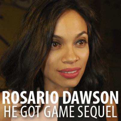 Rosario Dawson He Got Game