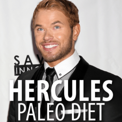 Kelly & Michael: Kellan Lutz Legend of Hercules Diet + Doonya Workout