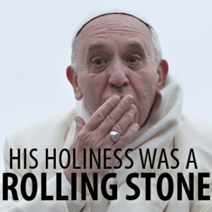Sharknado 2 Production, Pope Francis Rolling Stone & Ex As Maid?
