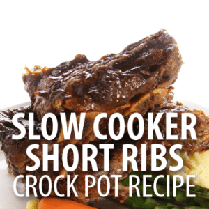 The Chew: Michael Symon Slow Cooker Braised Short Ribs Recipe