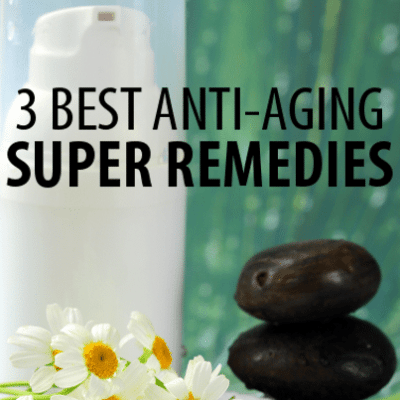 Dr Oz Anti-Aging: Bearberry Extract, Niacinamide B3 & Epsom Salt