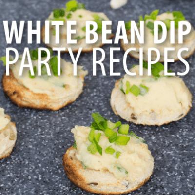 Rachael Ray: Green Chile Queso Fundido Recipe & White Bean Dip
