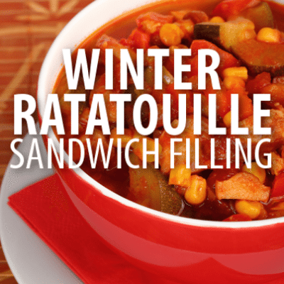The Chew Winter Ratatouille Sandwich Recipe & Cheryl Hines Suburgatory