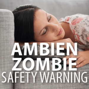 Dr Oz: Is Ambien Safe? Ambien Defense, Zombie State + Female Dosage
