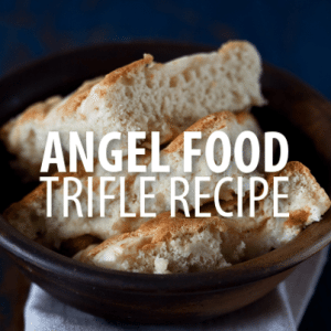 Weight Watchers Angel Food Trifle Recipe
