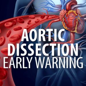 Dr Oz: Aortic Dissection Pain + Sleep Apnea Congestive Heart Failure
