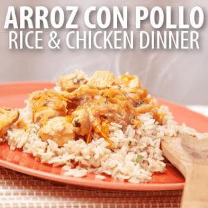The Chew: Mario Batali Arroz Con Pollo Recipe with Winter Sangria