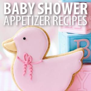 Baby Shower Apps: Cucumber Sandwiches Recipe + Chicken Salad Puffs