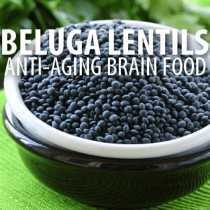 Dr Oz: Beluga Lentils, Teff Review & Shichimi Togarashi Spice Powder