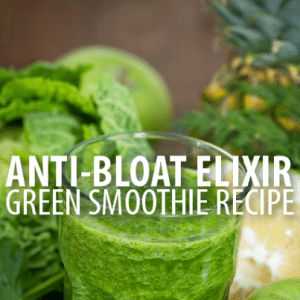 Dr Oz: Anti-Bloat Elixir Recipe, Reheating Leftovers + Women's Colons