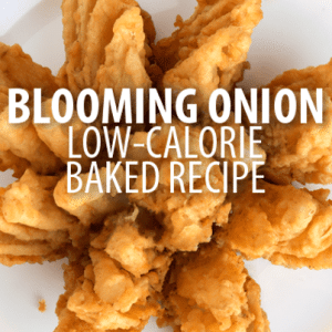 Dr Oz: Todd Wilbur Healthy Blooming Onion Recipe Restaurant Makeover