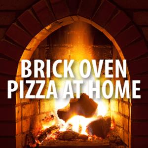 Rachael: Brick-Oven Pizza Recipe & DIY Pizza Stone from Quarry Tiles