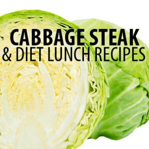 Dr Oz: Cabbage Steaks Recipe & Spicy Avocado Greek Yogurt Dressing