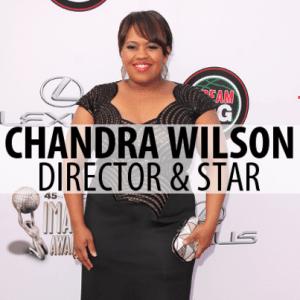 Kelly & Michael: Chandra Wilson Directing + New Grey's Anatomy
