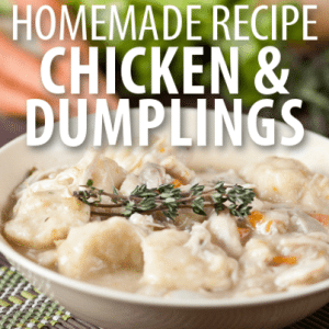 Rachael Ray: Chicken and Dumplings Recipe | Classic Chicken Dinner
