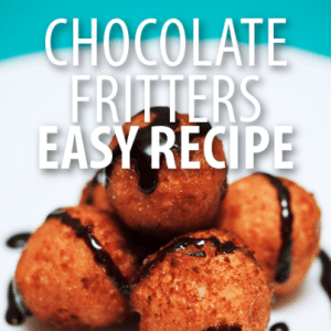 The Chew: Gruyere Cheese Fondue + Chocolate Hazelnut Fritters Recipe