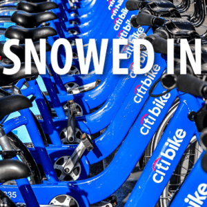 Matilda Review, Sleep No More & New York Citi Bikes Snowed In