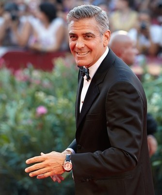 GMA: George Clooney Officially Taken