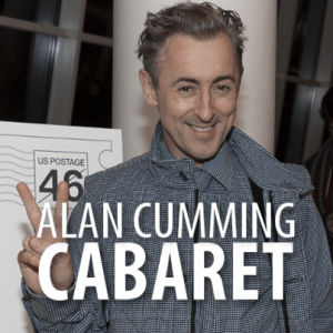 Kelly + Michael: Alan Cumming Medieval Times Review & Cabaret Revival